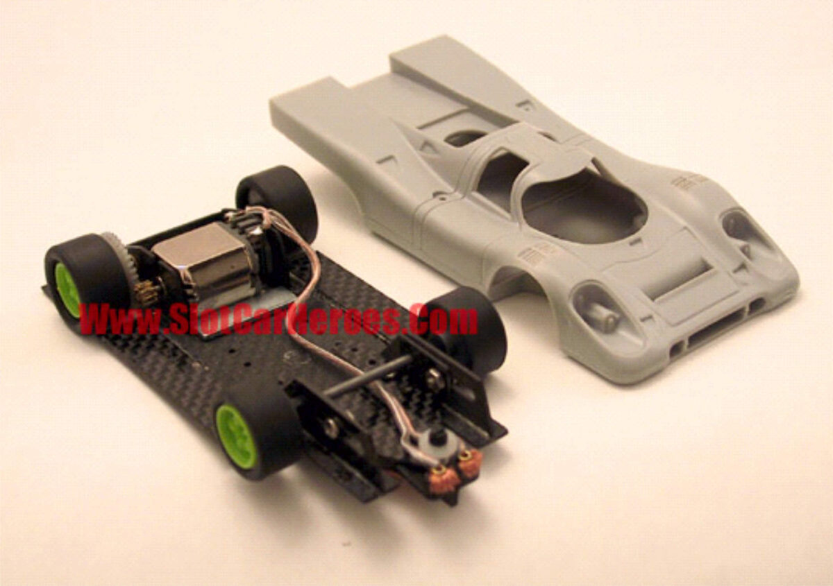 Prototype Carbon Chassis and body.